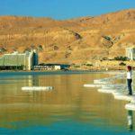 Курортная зона Мертвого моря