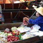 Уличная еда Тайланда
