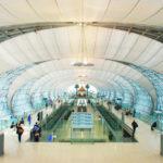 Бангкок. Новый аэропорт не справляется с наплывом туристов
