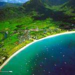 Пляж Ханалей Бэй , Куаи Гавайи