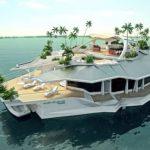 То что необходимо каждому миллиардеру — искусственный остров