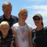 Интервью с путешествующей семьей
