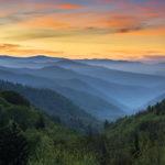 10 самых посещаемых национальных парков в Соединенных Штатах