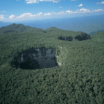Sarisariñama Sinkholes, Венесуэла - уникальные места