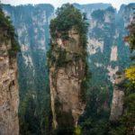 Улинъюань, Китай — уникальные места
