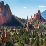 Сад Богов, Колорадо - уникальные места по всему миру