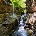 Государственный парк Уоткинс-Глен, Нью-Йорк