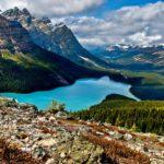 Гора Нимбус, Канада - уникальные места