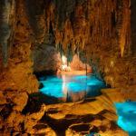 Пещера Гёкусендо, Япония - уникальные места