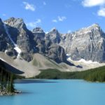 Национальный парк Банф, Канада - уникальные места