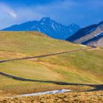 Trail Ridge Road, Колорадо — уникальные места