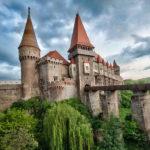 Замок Корвин, Румыния - уникальные места