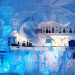 Ледяной отель Юккасъярви, Швеция