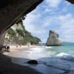 Кафедральная бухта Новая Зеландия - уникальные места