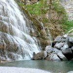 Водопад Хвощ, Калифорния
