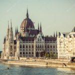 Здание венгерского национального парламента