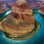 Изгиб подковы, Аризона - уникальные места