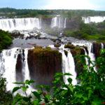 Водопад Игуасу, Аргентина - уникальные места