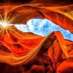 Каньон Антилопы, Аризона — уникальные места