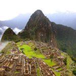 Мачу-Пикчу — древний город инков, Перу
