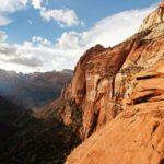 Сионский национальный парк (Зайон) в США