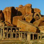 Хампи (Hampi) - уникальные руины империи Виджаянагара (Vijayanagara)