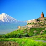 Гора Арарат, Армения — уникальные места в мире