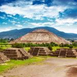 Теотиуакан (Teotihuacán) - уникальные места Мексики