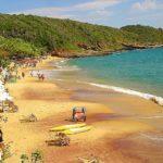 Бразильский полуостров Бузиос