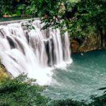 Водопад Шифень, Тайвань - уникальные места