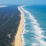 Ninety Mile Beach, Австралия - уникальные места