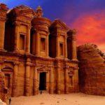 Петра, Иордания (Petra, Jordan) - Туристические направления