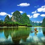Национальный парк реки Гуллин и Лицзян (Gullin and Lijiang) , Китай