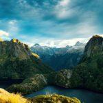 Национальный парк Флорленд (Flordland), Новая Зеландия