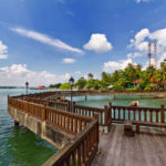 Остров Пулау-Убин, Сингапур