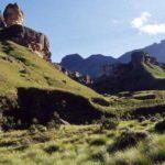 Дракенсбергские горы (The Drakensberg Mountains), Южная Африка