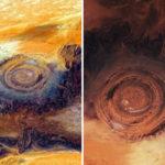 Глаз Сахары — структура Ричата в Мавритании