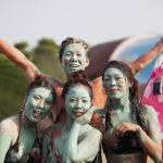 Фестиваль Грязи в Порён(Boryeong Mud Festival), Южная Корея