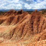 Пустыня Татакоа в Колумбии