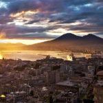 Гора Везувий, Неаполь, Италия