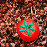 La Tomatina - уникальные фестивали Испании