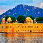Джал Махал - Плавающий Дворец Раджастхана, Индия