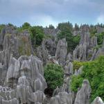 Шилинь Каменный лес — уникальные места в Китае
