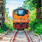 Самое длинное в мире путешествие на поезде