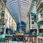Самые посещаемые туристические направления в Торонто
