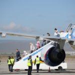 Страны с наибольшим количеством пассажиров авиакомпаний