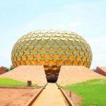 Ауровиль - Город Рассвета в Тамил Наду, Индия