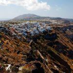 Остров Санторини – греческий кукольный остров с трагической историей
