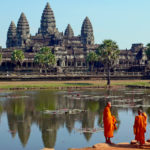 Районы Ангкора кхмерской империи, Камбоджа