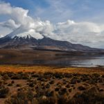 Национальный парк Лаука в Чили